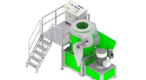 Aglomerátory LDPE, HDPE, PP