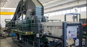 Recyklace kovového šrotu