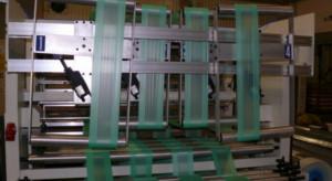 Automatické svařovací stroje na folie