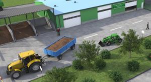 Kompletní provozy / Kompostárny
