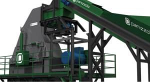 Kladivové mlýny - Mega 1500